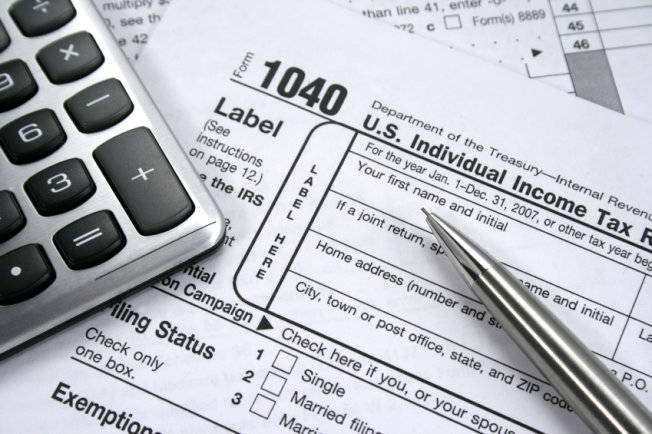 Form 1040 Individual Tax Return